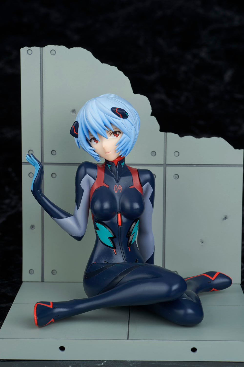 PREORDER  1/7 Rei Ayanami Plugsuit Ver. New Movie Edition