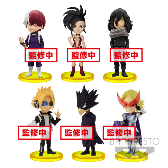 PREORDER WCF My Hero Academia vol.2 (Set of 6)