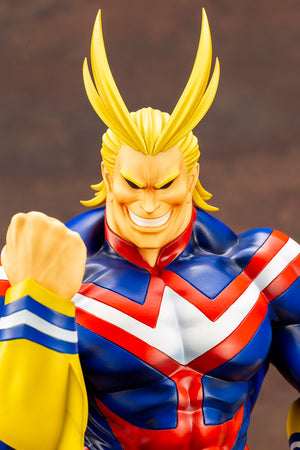 PREORDER 1/8 ARTFX J All Might Exclusive