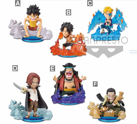 PREORDER One Piece WCF -Burst- (Set of 6)
