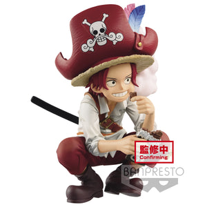 PREORDER DXF The Grandline Children Wanokuni Vol. 1 Shanks