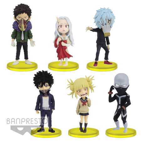 PREORDER WCF My Hero Academia vol.6 (Set of 8)
