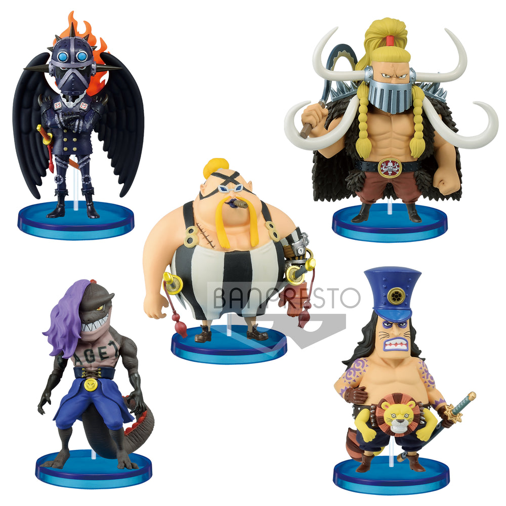 PREORDER WCF Beasts Pirates 1 (Set of 5)
