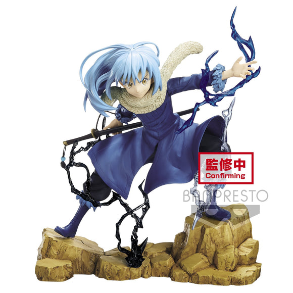 PREORDER Espresto Tempest Effect and Motions Rimuru Tempest