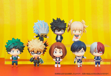 PREORDER My Hero Academia Color Cole (Set of 8)
