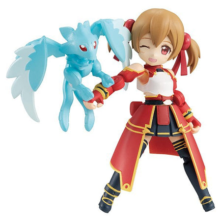 PREORDER DESKTOP ARMY Sword Art Online Collaboration Col. 1 (Asuna, Kirito, Silica) Set of 3