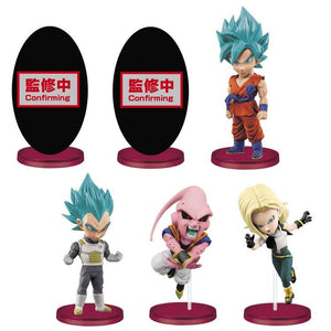 PREORDER WCF Dragon Ball Legends Collab Vol. 3 (Set of 6)