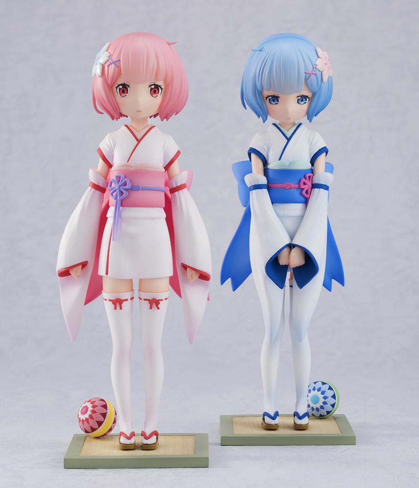 PREORDER 1/7 Ram and Rem Osanabi no Omoide