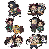 PREORDER Rubber Mascot Buddy-Colle Demon Slayer Vol. 3 [Set of 6]