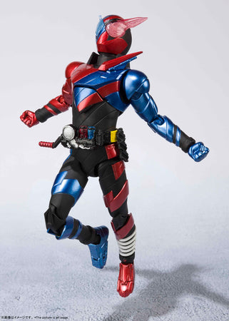 PREORDER SHFiguarts Kamen Rider Build Rabbit Tank Form [BEST SELECTION]