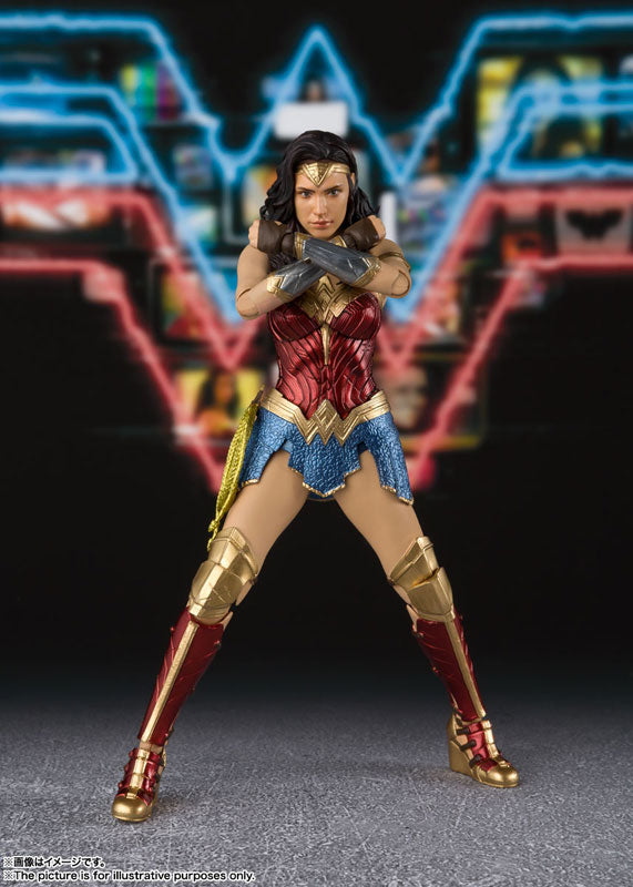 PREORDER SHFiguarts Wonder Woman (WW84)