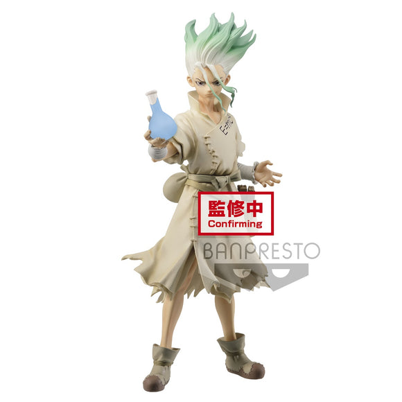 PREORDER Figure of Stone World Senku Ishigami