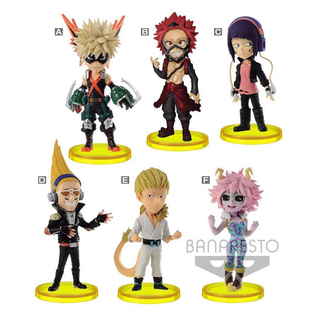 PREORDER WCF My Hero Academia vol.3 (Set of 6)
