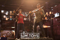 PREORDER Limtoys 1/12 Joel & Ellie Dual Pack (The Last of Us)