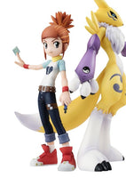 PREORDER G.E.M. Renamon and Makino Ruki