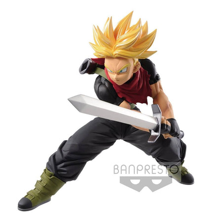 PREORDER Transcendence Art vol. 5 Super Saiyan Trunks
