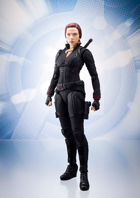 PREORDER SHFiguarts Black Widow (End Game)