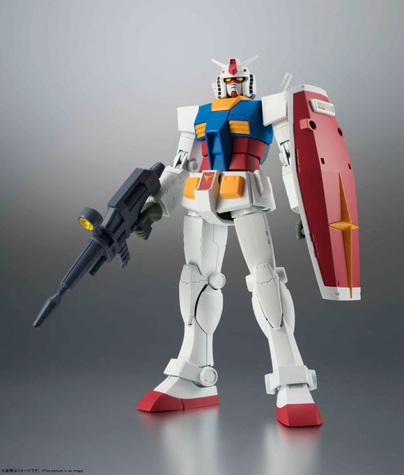 PREORDER Robot Spirits RX-78-2 Gundam ver. Anime [BEST SELECTION]