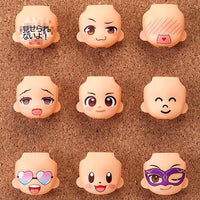 PREORDER Nendoroid More: Face Swap 04 [Box of 9]