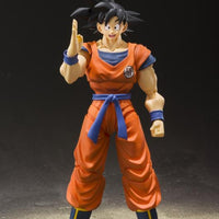 PREORDER SHFiguarts Son Goku A Saiyan Raised on Earth and Batman The Dark Knight Set