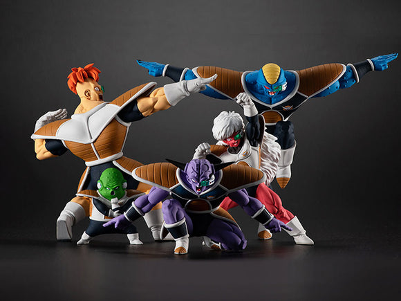 PREORDER HG Dragon Ball Ginyu Force Premium Set