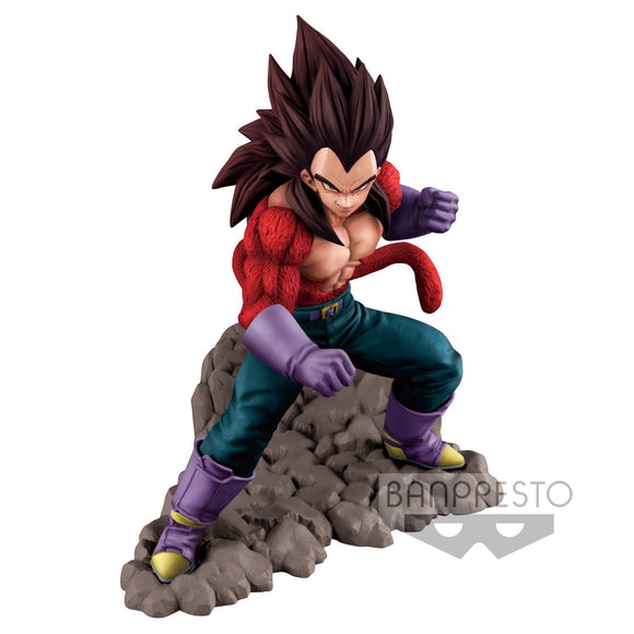 PREORDER Super Saiyan 4 Vegeta Figure