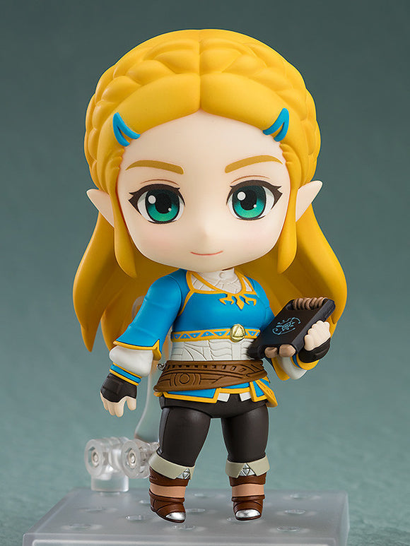 PREORDER Nendoroid Zelda: Breath of the Wild ver.