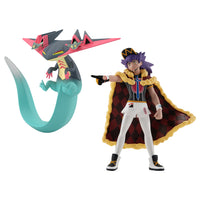 PREORDER Pokemon Scale World Galar Leon and Dragapult