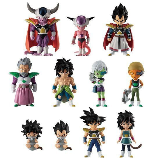 PREORDER Dragon Ball Adverge Premium (Set of 11)