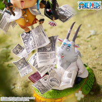 PREORDER One Piece Collaboration Figure Challenge from GReeeeN (Chopper)