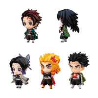 PREORDER Tanjiro and Hashiras Mascot Set with Gift