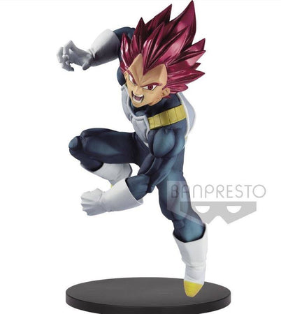 PREORDER Blood of Saiyans Special Super Saiyan God Vegeta