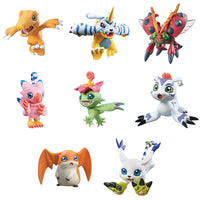PREORDER Digimon Adventure DigiColle! Mix (Set of 8)