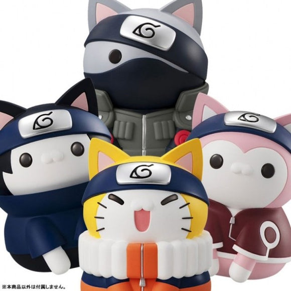"PREORDER Nyanto! The Big ""Naruto"" Series"