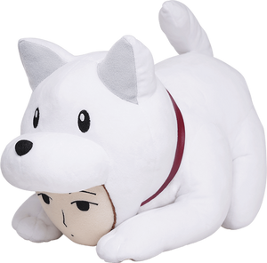 Watchdog Man Big Plush (One Punch Man)
