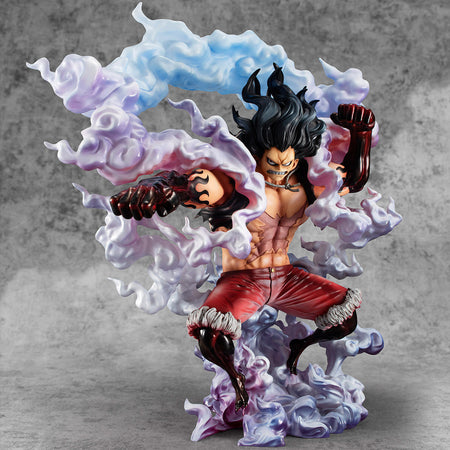 PREORDER P.O.P. SA-MAXIMUM Monkey D. Luffy Gear 4th Snakeman