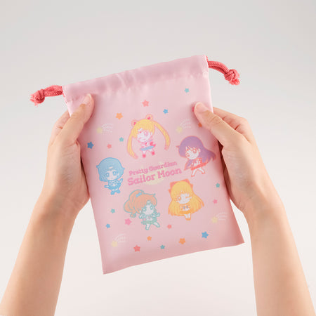 PREORDER Petit Chara Sailormoon Petit Punishment 2020 Ver. Limited Set with drawstring bag