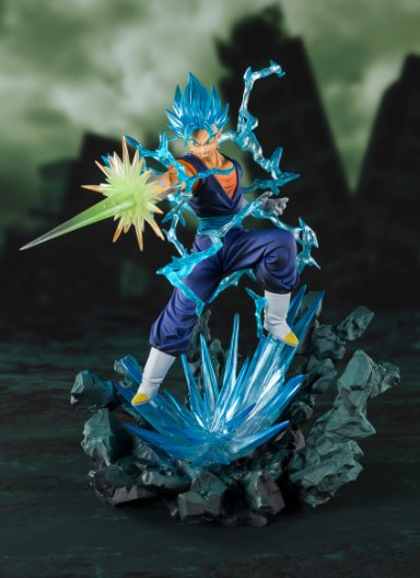 PREORDER Figuarts ZERO Super Saiyan God Super Saiyan Vegito -Event Exclusive Color Edition-