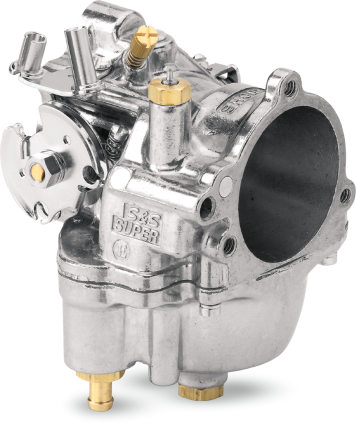 Super E and G Carburetors