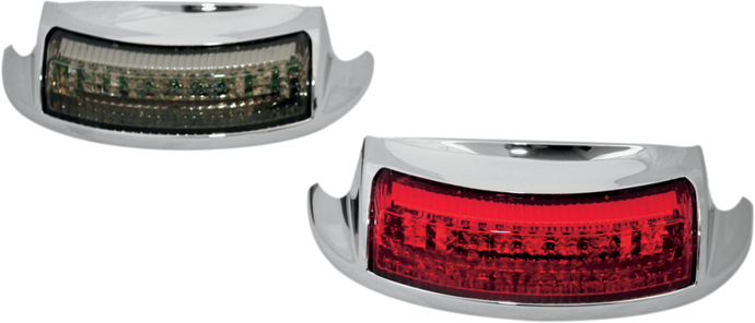 Rear Fender Tip Lights