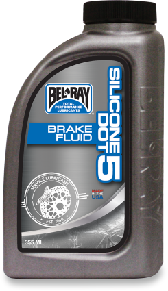 Silicone DOT 5 Brake Fluid