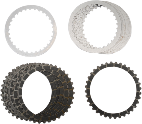 Extra Plate Clutch Kit for 90-97 Big Twin, 91-18 XL, and 94-02 Buell
