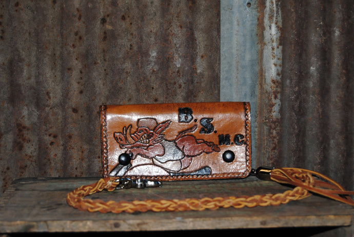 Flying Hog Wallet