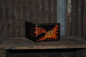 Fire Breather Wallet