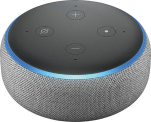 Echo Alexa Echo Dot (3. Generation) (WLAN (WiFi), Bluetooth) - Midyatmarkt