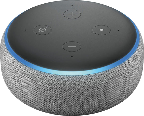 Echo Alexa Echo Dot (3. Generation) (WLAN (WiFi), Bluetooth).