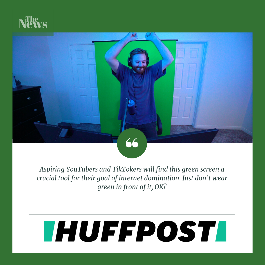 Valera Screens feat. in the HuffPost Gift Guide
