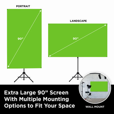 Explorer 90 Professional Green Screen
