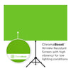 Explorer 90 Professional Green Screen Bundle (Includes Valera Background Gallery)