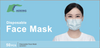 Enhanced Protection Disposable 3 Ply Face Mask